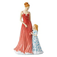 Royal Doulton - Figure of theyear 2015 'Time Together'