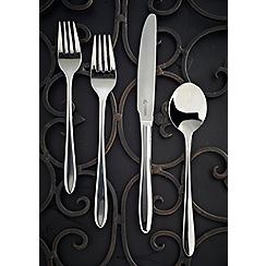 Viners - Stainless steel 'Eden' 24 multi-piece set