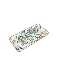 Butterfly Home by Matthew Williamson - Designer melamine floral picnic tray