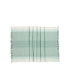 Debenhams - Green gradient table runner