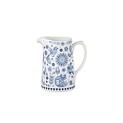 Queens - 'Penzance' 0.5l pint jug