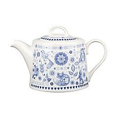 Queens - 'Penzance' teapot