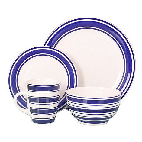 Sabichi Barnes 16 Pc. Dinner Set