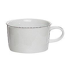 Ben de Lisi Home - Designer porcelain 'Polka' tea cup