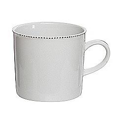 Ben de Lisi Home - Designer porcelain 'Polka' Mug