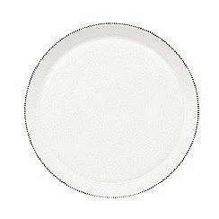 Ben de Lisi Home - Designer porcelain 'Polka' dinner plate