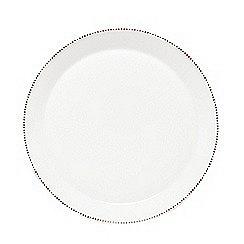 Ben de Lisi Home - Designer porcelain 'Polka' dessert plate