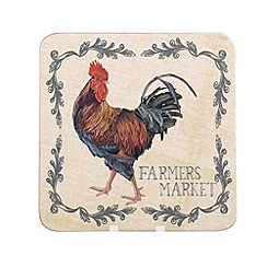 Creative Tops - Farmers market set of 6 coasters