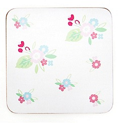 Sabichi - Spring floral set of 6 coasters