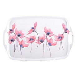 Creative Tops - Watercolour floral instyle large tray