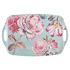 Creative Tops - Butterfly floral tray