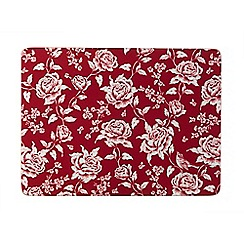 Inspire - Country floral set of 6 placemats