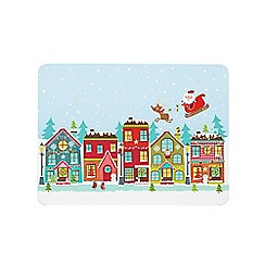 Ben de Lisi Home - Set of six Santa mats