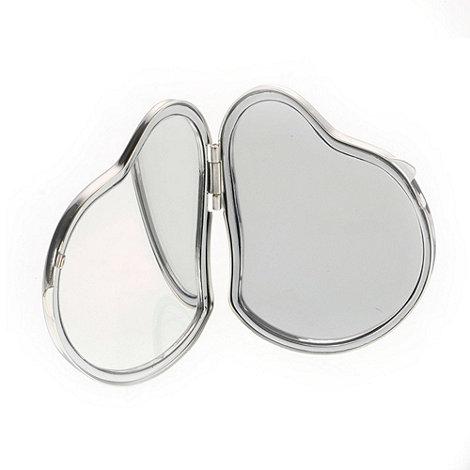 Arthur Price - Heart compact mirror