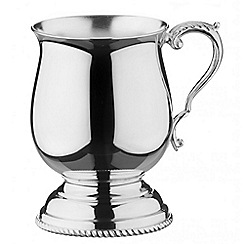 Arthur Price - Silver plated Childrens Tankard christening gift 8.5 cm high