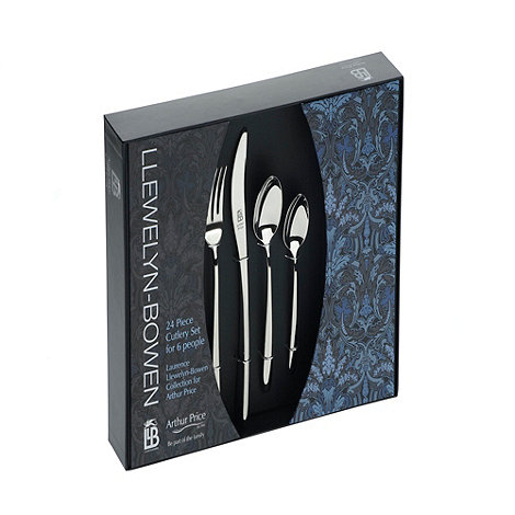 Arthur Price - Echo 24 piece cutlery boxed set
