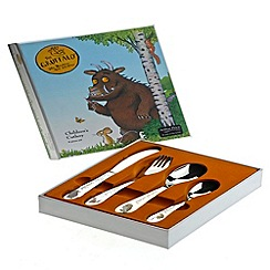 Arthur Price - Gruffalo 4 piece child's cutlery set