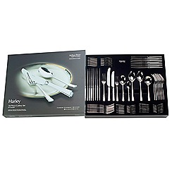 Arthur Price - Harley 18/10 Stainless Steel 58 piece 8 person boxed set