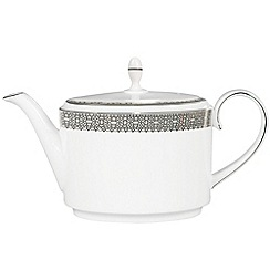 Jasper Conran at Wedgwood - Royal Doulton fine bone china 'Vera Lace' teapot