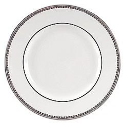 Vera Wang Wedgwood - Silver tea saucer