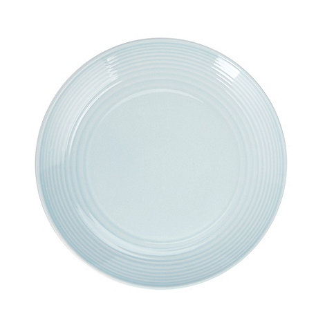 Gordon Ramsay By Royal Doulton - Blue +Maze+ salad plate