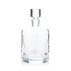 J by Jasper Conran - Designer glass round decanter