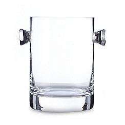 J by Jasper Conran - Designer glass ice bucket