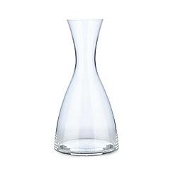 J by Jasper Conran - Designer glass curve carafe