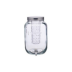 Barcraft - 7.5L glass infuser drinks dispenser