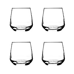 Rayware - Set of four tumbler glasses