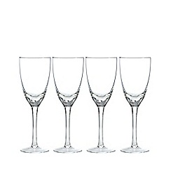 Home Collection - Set of four bubble wine glasses