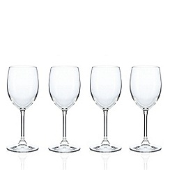 Ben de Lisi Home - Set of 4 wine glasses