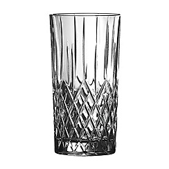 Royal Doulton - Set 6 'Earlswood' hi-ball glasses