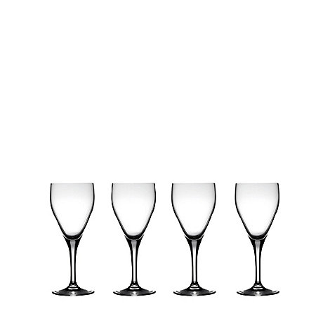 J by Jasper Conran - Set of four +Drummond+ small wine glasses