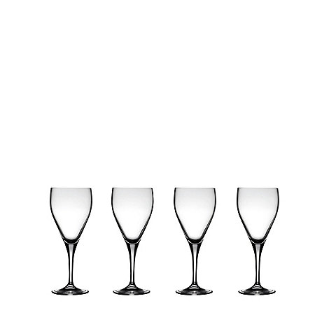 J by Jasper Conran - Set of four +Drummond+ large wine glasses