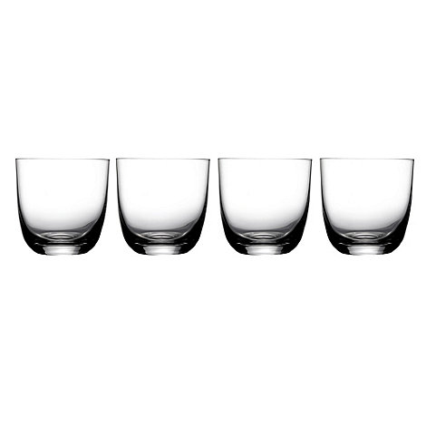J by Jasper Conran - Set of four +Drummond+ tumblers