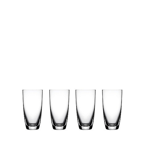 J by Jasper Conran - Set of four +Drummond+ hi-balls