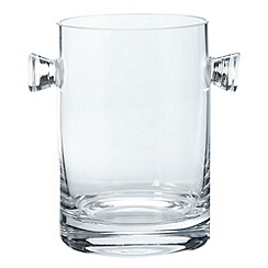 J by Jasper Conran - Glass designer ice bucket