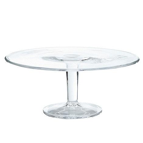 J by Jasper Conran - Glass designer cake stand