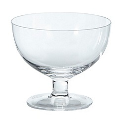 J by Jasper Conran - Glass designer sundae dish