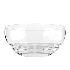 J by Jasper Conran - Large glass bowl