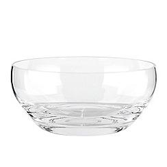 J by Jasper Conran - Large glass bowl
