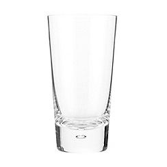 J by Jasper Conran - Individual handmade 'Bubble' hi-ball glass