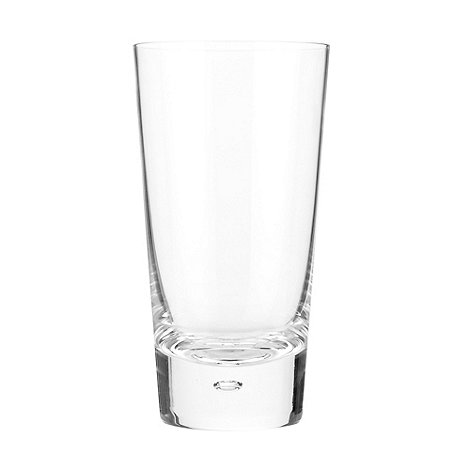 J by Jasper Conran - Individual handmade +Bubble+ hi-ball glass