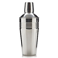 J by Jasper Conran - Designer stainless steel cocktail shaker