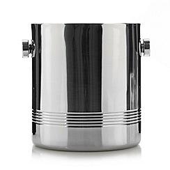J by Jasper Conran - Designer stainless steel champagne bucket