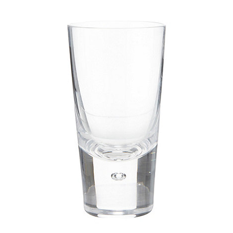 J by Jasper Conran - Designer individual +Bubble+ base shot glass