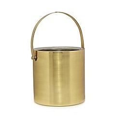 Star by Julien Macdonald - Gold ice bucket