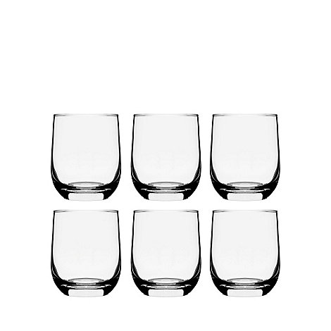 Debenhams - Set of six tumblers