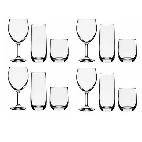 Home Collection Basics - Set of twelve glasses